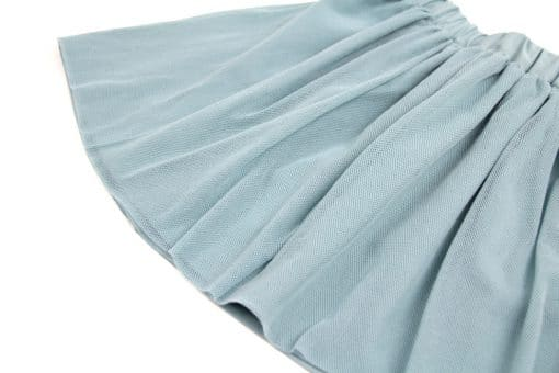 Tüllrock aus Biobaumwolle für Mädchen