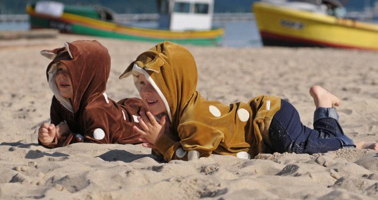Kapuzenpullover für Kinder