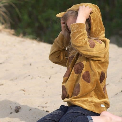 Kapuzenpulli Nicki Giraffe