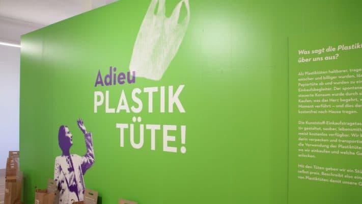 Plastiktüte Ade - Ausstellung im Museum der Alltagskultur