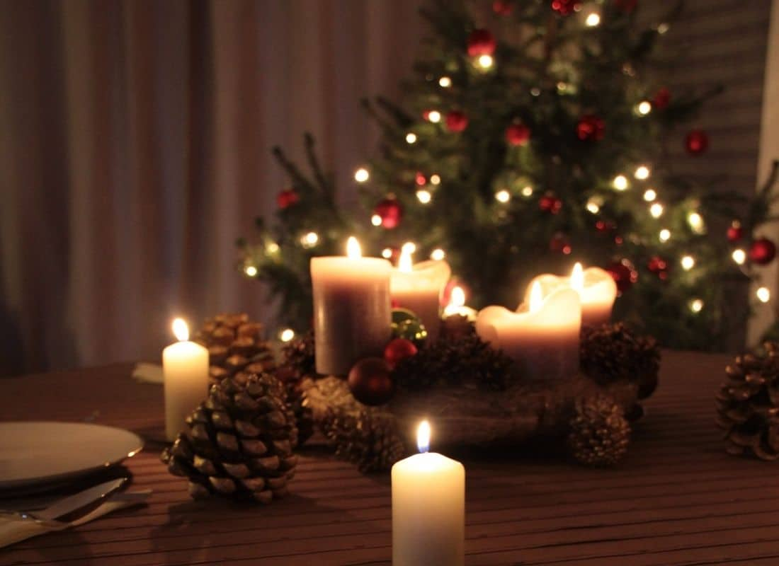 Polnisches Weihnachtsfest