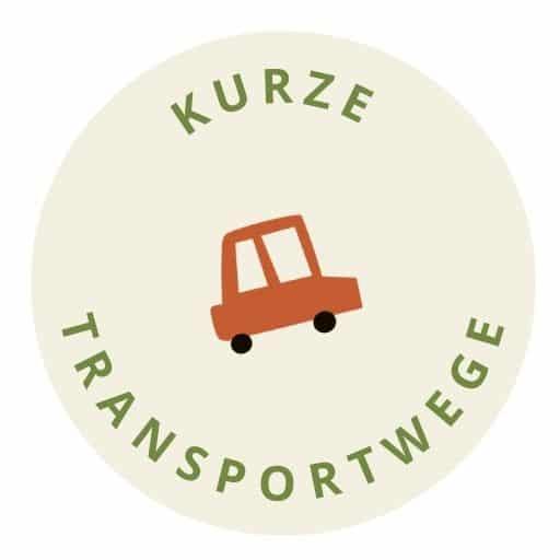 Icon kurze Transportwege - kapelusch